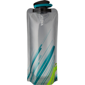 Vapur Element Trinkflasche 1l grey teal